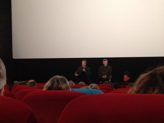 Edgar Reitz Diskussion am 10.01.14 im Cinema Forum Sarreguemines